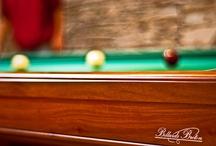 Billiards Artwork / Art and Billiard game