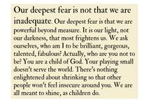 Words of Wisdom / by Jessica Jensen
