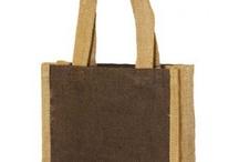 Jute Burlap Wedding Favor Gift Bags