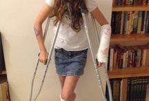 heridas disfraz