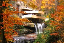 Fallingwater by FLWright
