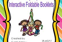 Holidays and Seasons - Interactive Foldables