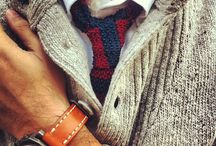 Knitted Ties / Inspiration for knitted neckties and bow ties. View our favorite knit tie styles, get style inspiration on how to wear a knitted necktie, learn how to tie a knit tie, and more. / by Bows-N-Ties | Inspiration for Men's Ties, Bow Ties, & Neckties