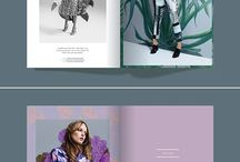 Fashion & Product Layouts / Fashion and Product Graphic Layouts