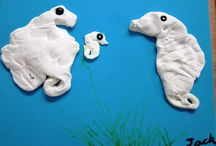 Sea Horse Life Cycle / Year 2 models one of the great wonders of the natural world