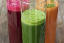 DRINKING naturally / healthy smoothies, natural drink remedies, detox juices, green smoothies, herbal teas, pitchers