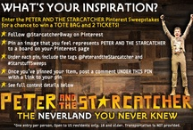 Pin it to Win it Contest - Ended / This contest has ended. / by Peter and the Starcatcher