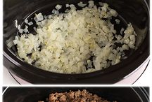 Crockpot Recipes / by Gina Gimarelli