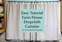 Dropcloth Projects