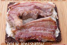 Menu Game of Thrones / un menu complet : plats, pain, boissons autour de la série et du livre