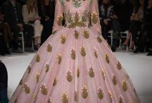 Wedding Dresses 2017 – 50 Nuances Of Pink And Other Important Trends