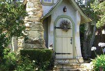 Maisons de contes de fées
