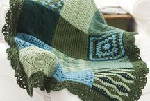 Crochet: Afghan Edition / by Vikki Sorensen