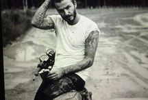 STYLE - Beckham <3 / How to dress as a MAN ;)