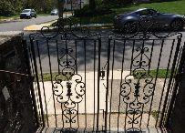 Wrought Iron Gates & Doors