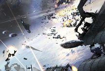 Star Wars/Sci-fi