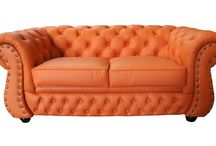 The Future's Orange / Loads of #orange furniture