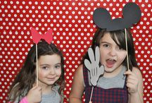 2nd birthday party-Mickey theme / by Jo-Amrah Wardell