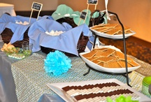 That's A S'moré / S'more ideas and pics from That's A S'moré events! / by Sarah McCracken