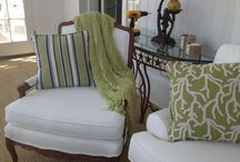 Sunbrella For Your Home / Use Sunbrella fabrics for your family friendly rooms