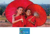 Asia - Myanmar (Burma)