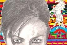 Art about Art / Melissa Bollman's Art about Art