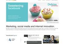 Web Design Inspiration / by Jason Glidewell