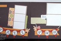scrapbooking / by Shanna Lutonsky Hayes
