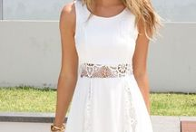 Sun Dresses / **Sun dresses, spring dresses or any other dresses that can be worn in the warm sun **