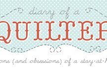 Quilty / All things quilt-related / by Courtney {Scraps and Scribbles}