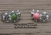 Korálkové Prsteny
