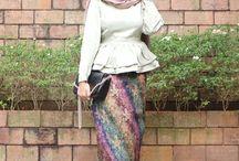 Kondangan Hijab Outfit