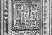 romanian mosaics