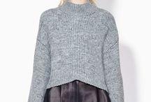 Fall 2014 Sweaters