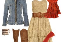 Fashion-Outfits / by Bethany Borden