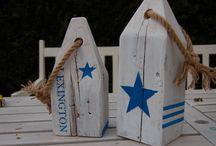 drewniane bojki / http://retrodom.blogspot.com