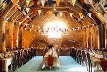 Svatební hostina v renesančním styl