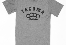 in my hood / tacoma, WA / by kerstin williams