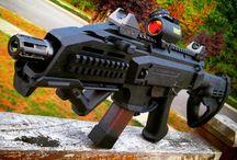 SMG ( Sub Machine Gun ) stuff
