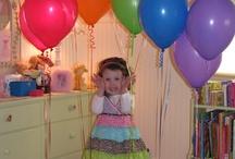 rainbow birthday party / by Cori Bunce