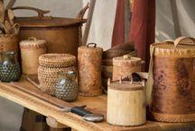 odtwórstwo - kuchnia i obóz