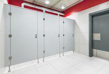 Produkty i Kabiny WC Kabis ścianki giszetowe
