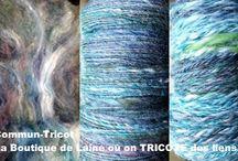 Laine et Toison  Wool and Fibre