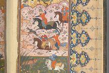 the Mongols : illustrated Persian manuscripts