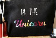 Unicorn bits I love