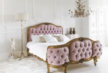 Hambye lilac spare room