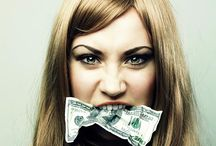Money, Money, Money / by Jenny Kiesewetter