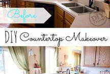 Countertops / by Missy Howard Robinson