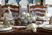 tablescapes / by YouAreTalkingTooMuch.com Blog