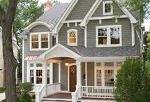 Homes / by Meredith Fetch